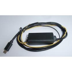 Cable d'alimentation véhicule pour FIND