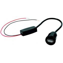 Adaptateur DC 12/24 vers USB 5/217